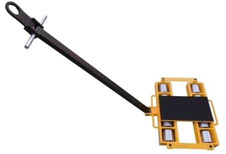 DOSTAWA GRATIS! 44366800 Platforma transportowa do transportu maszyn (udźwig: 12000 kg)