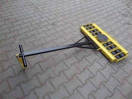 Zestaw wózków, rolki: 34x nylon (nośność: 32 T) 12267448